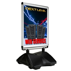 WindMaster V4 Mini Portable Outdoor Sign Snap Frame
