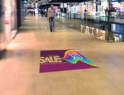 Category - Floor Graphic Prints