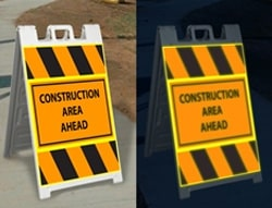 Category Image: Reflective Signs