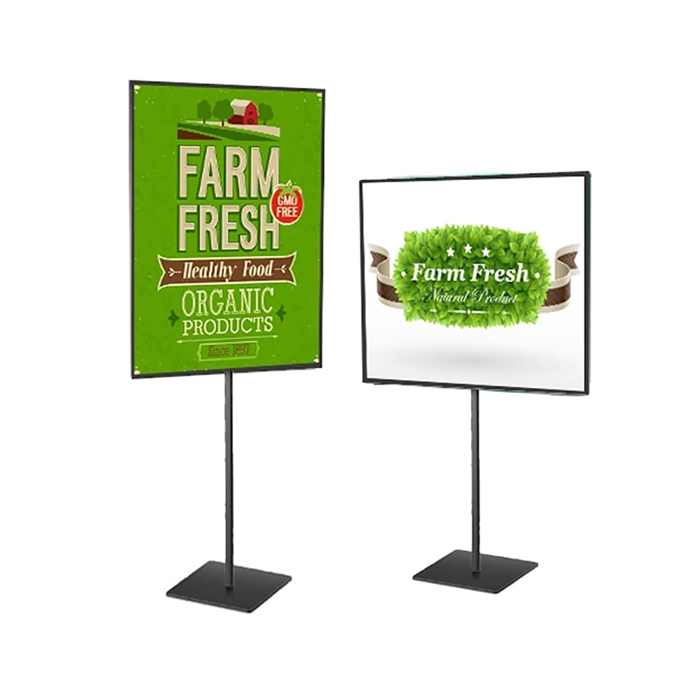 Restaurant Sidewalk Signs Custom Business Sign Printer - Restaurant table top sign holders